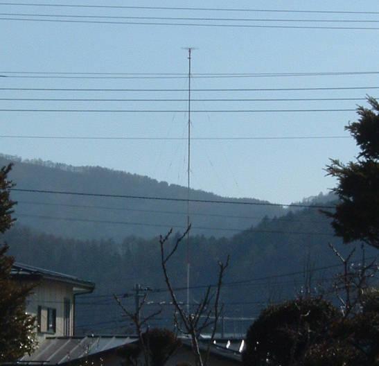NHK富士吉田ラジオ中継所
